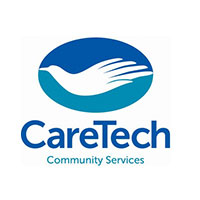 caretech-community-services-logo