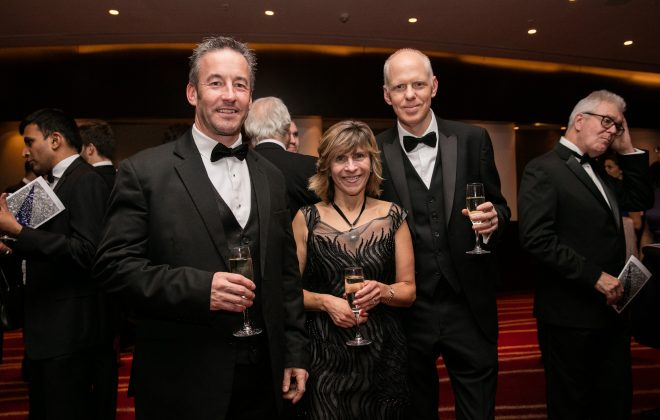 Laing Buisson Healthcare Intelligence Awards, Westminster Park Plaza - 29Nov16