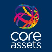 core-assets-logo-white-text