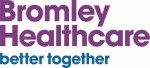 Bromley Healthcare_logo NHS_blue lg