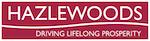 Hazlewoods CMYK P200 logo