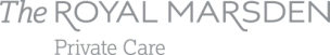 The Royal Marsden Private_Care_Wordmark_GREY_RGB